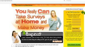is survey money machines real