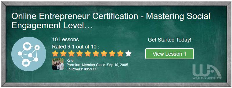Mastering Social Engagement Level 4 Training