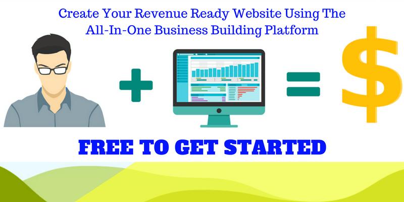 revenue ready website