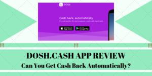 what is dosh.cash app
