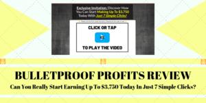 is bulletproof profits a scam