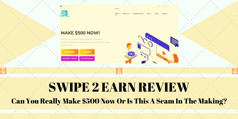 swipe 2 earn review