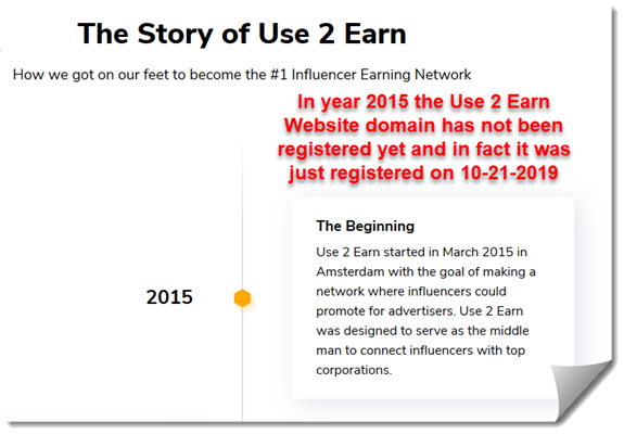 use2earn review2